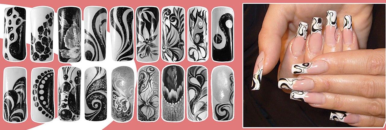 Однодневные курсы дизайна ногтей